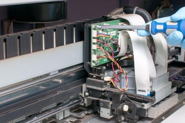 Serwis ploterów  zapewniają zarazem naprawę drukarek w firm budowlanych.